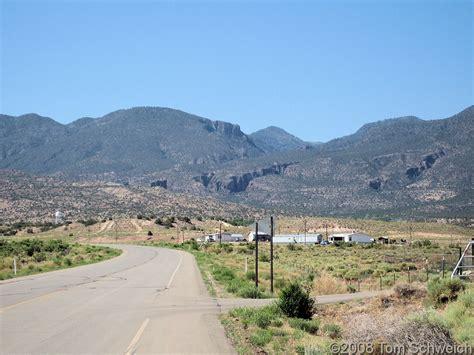 Apache County Records Photo Area Of Teec Nos Pos Arizona
