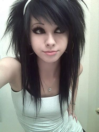 gothic haircuts gallery haircuts for goth girls girls punk hairstyles fashion