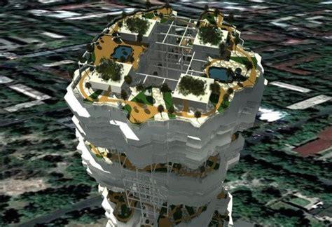 futuristic cloud city skyscraper could bring the dream of futuristic cloud city skyscraper could bring the dream of