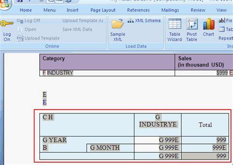 bi publisher excel template builder download resursdiet