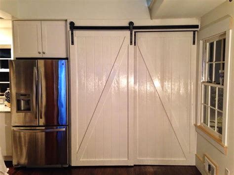 Building A Sliding Barn Door Wilker Do S Diy Sliding Barn Door