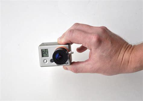 Gopro Lensa gopro hd 2 8mm 12mm varifocal megapixel lens hd wearable custom mods by ragecams