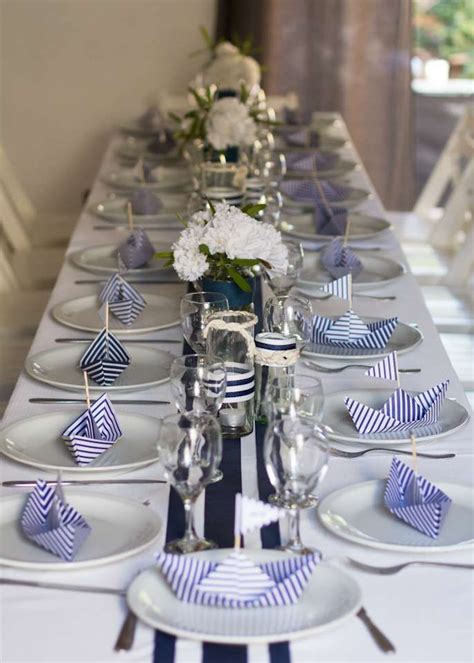 sailor themed centerpieces 17 best ideas about nautical baptism on nautical centerpieces nautical table