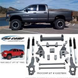 2002 Dodge Ram 1500 Lift Kit Explorer Procomp 2002 2005 Dodge Ram 1500 4wd 5 Quot Lift