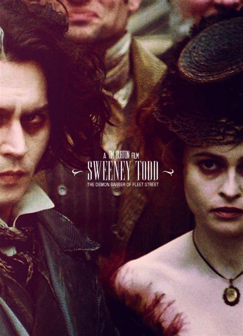 Tim Burtons Sweeney Todd by Pin By Winslow On