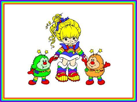 rainbow brite images rainbow brite hd wallpaper and