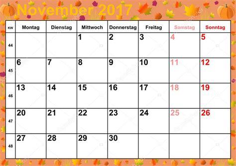 Calendario 2017 Noviembre Meses Calendario 2017 Noviembre Para Alemania Fotos De