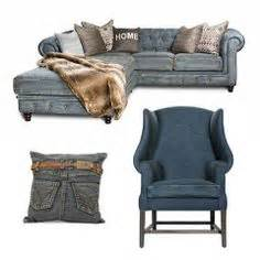 Cindy Crawford Home Beachside Blue Denim Sofa 1000 Images About Sofas On Pinterest Cindy Crawford