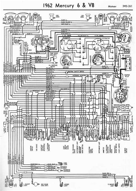 MERCURY - Car PDF Manual, Wiring Diagram & Fault Codes DTC