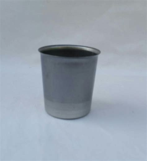 Metal Candle Votives 10 Votive Candle Mold New Seamless Metal Candles