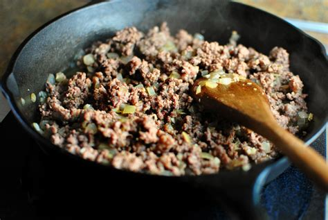 how long do you cook ground beef on the stove best image voixmag com