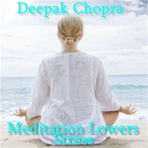 Meditation Detox Symptoms by Dr Oz Deepak Chopra 21 Day Meditation Cleanse Helps Regrow