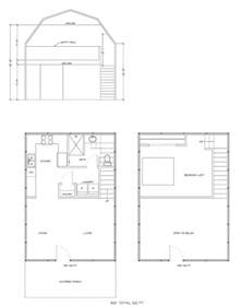 cabin home plans with loft deluxe lofted barn cabin floor plan gambrel house kit