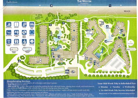 Disney Saratoga Springs Floor Plan by Westin Kaanapali Ocean Resort Villas Advantage Vacation