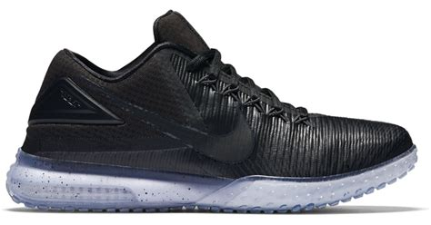 nike baseball turf shoes nike zoom trout 3 turf s baseball shoe in black
