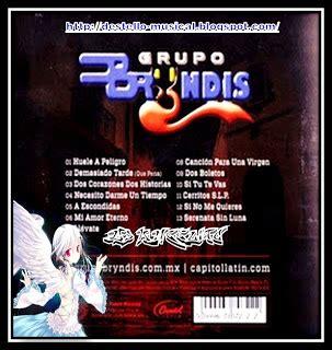 hueles a peligro vol grupo bryndis huele a peligro cd 2011 dj angelito y su destello musical