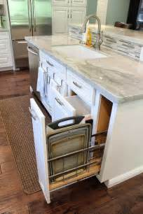 how high is a kitchen island 25 impressive kitchen island with sink design ideas