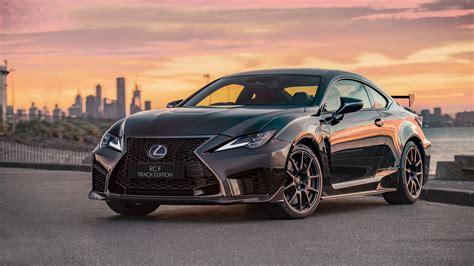 Lexus 2019 Rc by Lexus Rc F Track Edition 2019 Wallpaper Hd Car