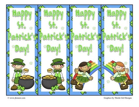 printable good luck bookmarks 191 best images about get lucky on pinterest saint