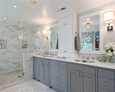 grey and white bathrooms 25 best ideas about grey bathroom cabinets on pinterest