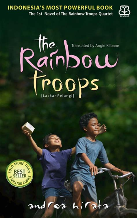 Novel Bahasa Inggris The Best Of Roughing It novel the rainbow troops laskar pelangi dipuji akademisi