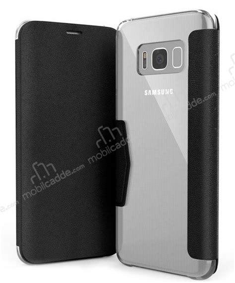Samsung Galaxy S8 Original X Doria Engage Casing Cover x doria engage folio samsung galaxy s8 manyetik kapaklı siyah ger 231 ek deri kılıf
