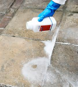 chemical patio cleaner and other paving cleaners