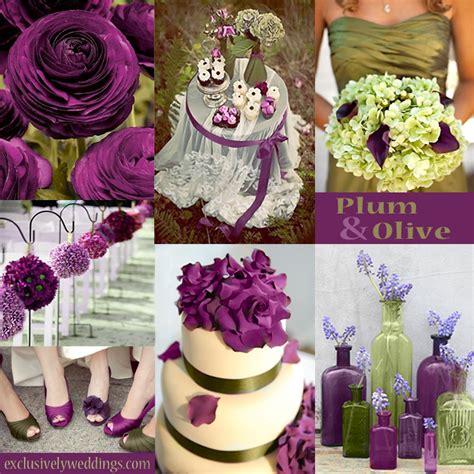 plum wedding colors plum wedding color four fantastic choices exclusively