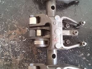 detroit series  rocker arm parts tpi