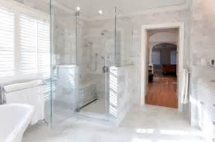 Luxury Shower Baths Luxury Shower With Body Sprays And Frameless Glass
