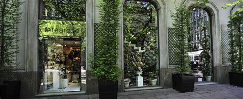 fiori shop flower shop milan flower couture tearose
