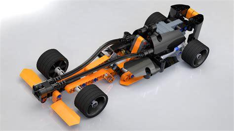 lego technic car cinema 4d lego technic race car