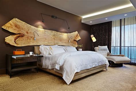 Handcrafted Headboards - 25 reasons to fall in with a live edge headboard