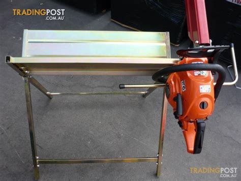 saw bench for sale chain saw table bench 1095mml cut wood log for sale in