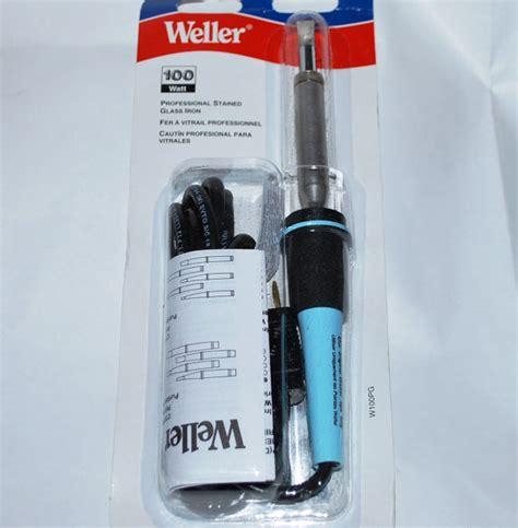 Kualitas Bagus Solder 100 Watt weller 100 watt w100pg temperature controlled soldering iron glass supplies