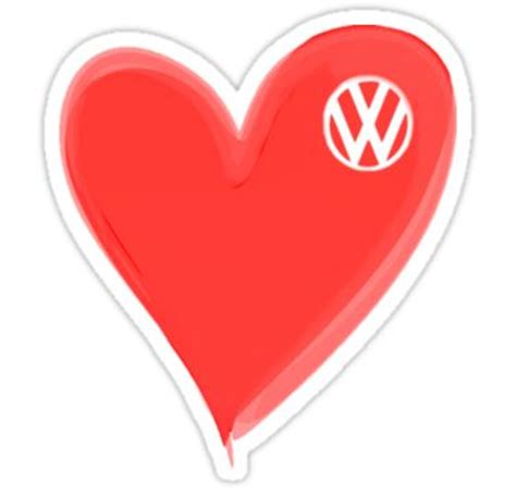 volkswagen valentines 108 best vw logos images on pinterest