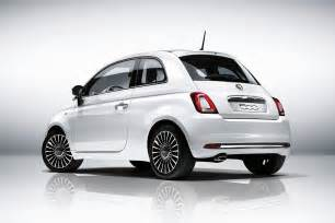 What Fiat Fiat 500 2016 Facelift Revealed Official Pics Of