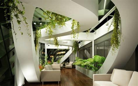 office indoor design decoraci 243 n de interiores con plantas reg 225 late bienestar