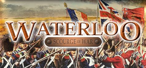 scourge of war: waterloo on steam