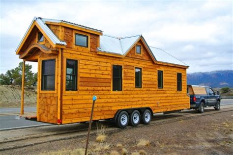 houses on wheels 30 tiny house on wheels by rocky mountain tiny houses