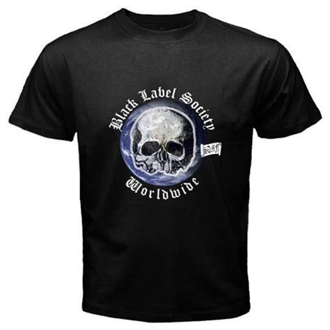 Black Label Society 5 Size Xl new bls black label society metal rock band s