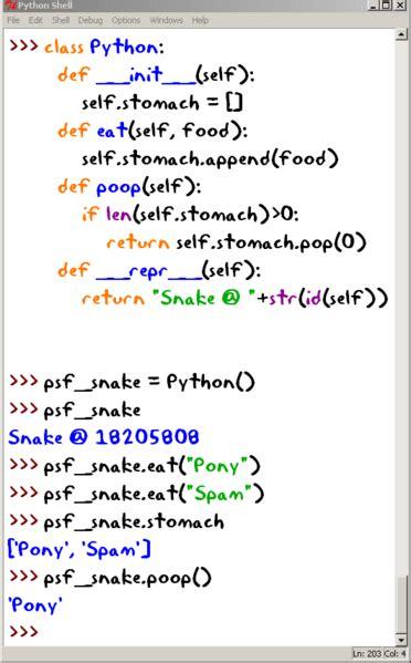 python tutorial classes objects netezza python keywordsfind com