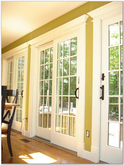 Andersen Sliding Patio Door Andersen Patio Doors 400 Series Icamblog