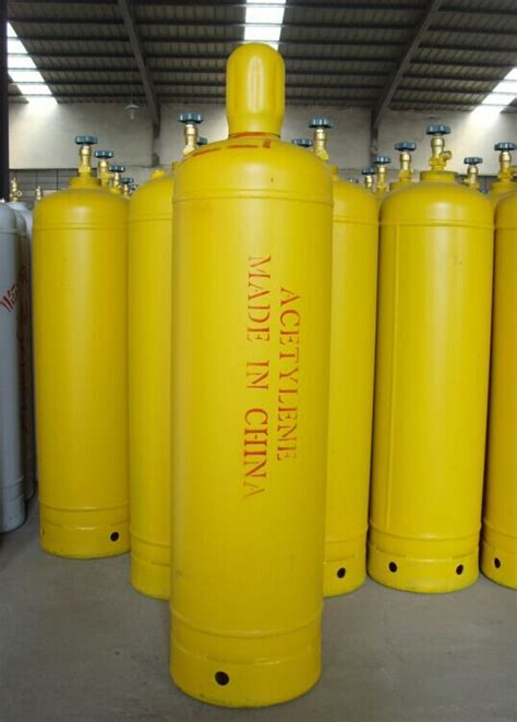 hp295 steel material 40l dissolved acetylene gas cylinder price buy acetylene gas cylinder ningbo dsw industry co ltd extinguisher powder extinguishers co2