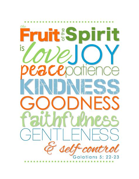 fruit 0f the spirit unfading elegance fruits of the spirit