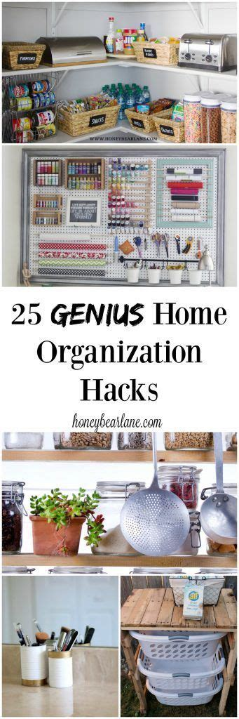 home organization hacks 680 best images about storage and organization on pinterest
