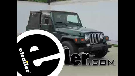 jeep back lights installation of the roadmaster light wiring kit on a