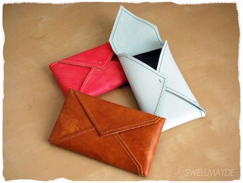 Handmade Cell Phone Covers - diy envelope cell phone diy for gadgets