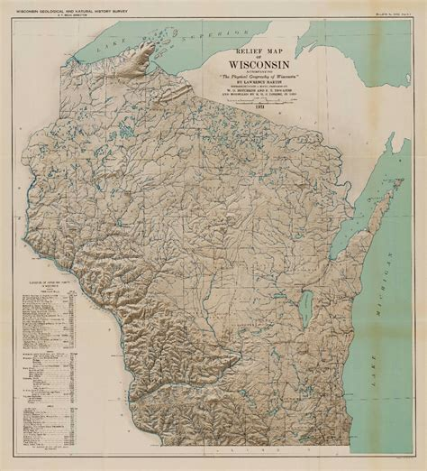 wisconsin its geography and topography history geology and mineralogy together with brief sketches of its antiques history soil population and government classic reprint books wisconsin geological history survey 187 the