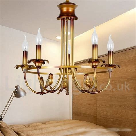 dining room candle chandelier 5 light retro living room dining room bedroom candle style chandelier lightingo co uk
